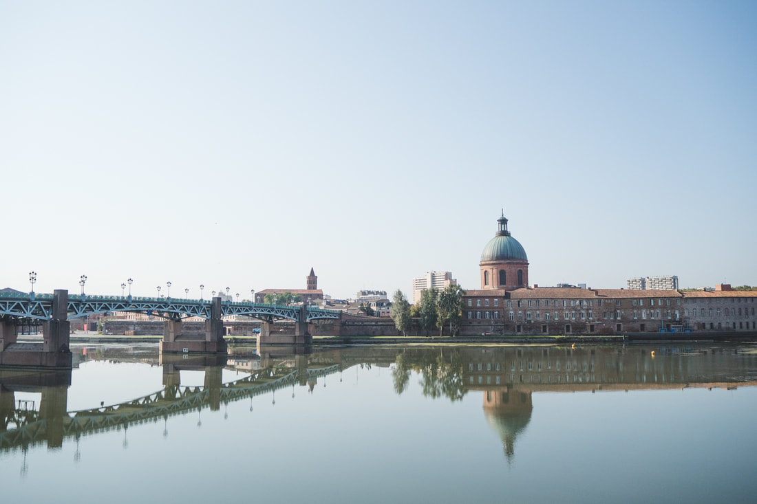 Visiting the Languedoc: Toulouse