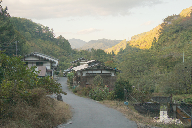 Nakasendo Trail, Japan - Photography: Yolene Dabreteau
