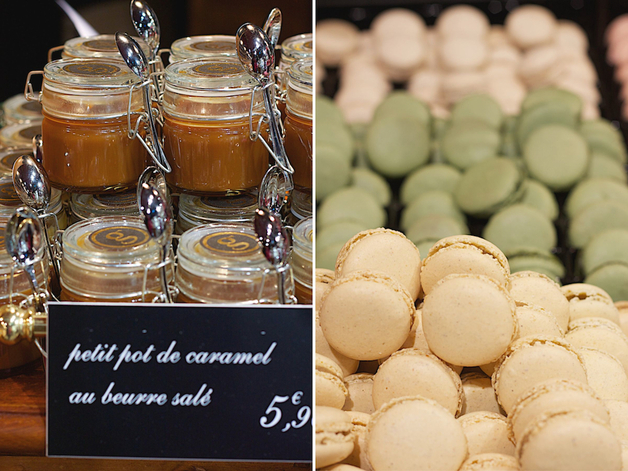 Caramel and Macarons at Maison Larnicol - © Yolène Dabreteau Photography