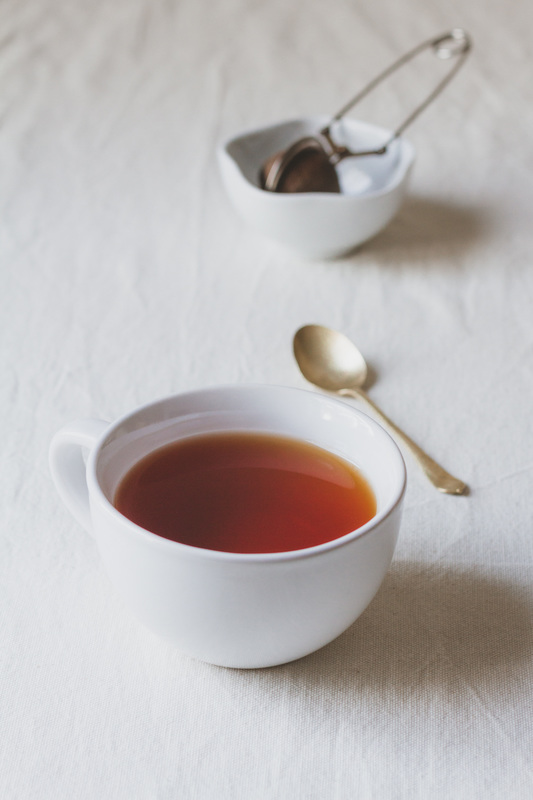 A tea story - Photography: Yolene Dabreteau for cremedecitron.com