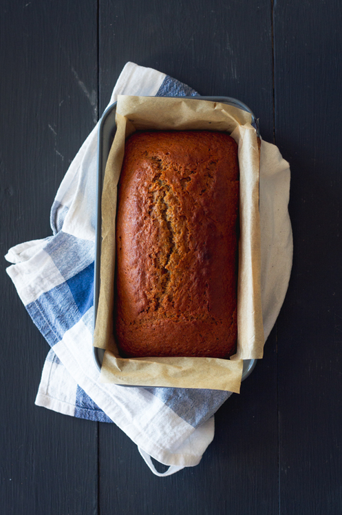 Banana Gingerbread Recipe