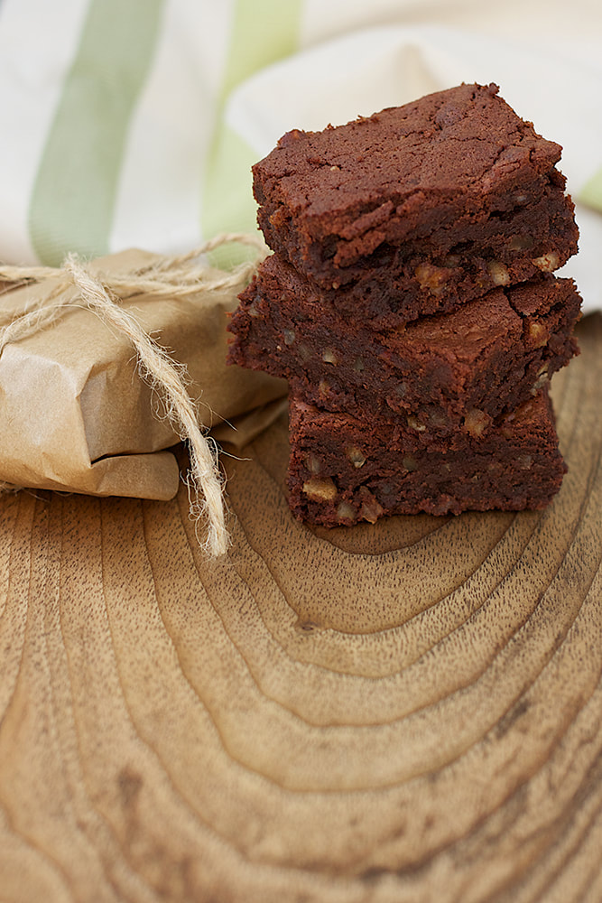Chocolate and Hazelnut Brownie Recipe