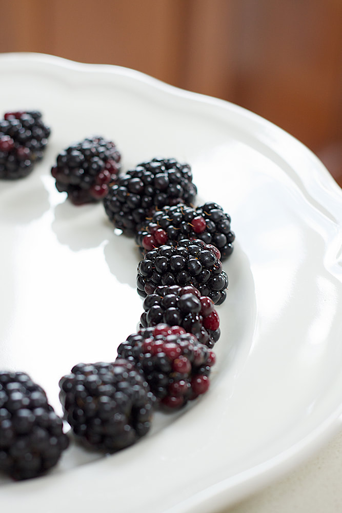 Blackberry Fruit Salad Recipe