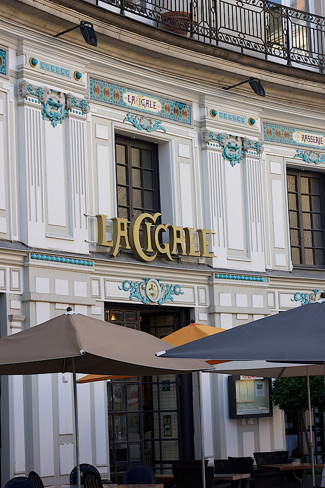 Nantes City Guide - La Cigale Restaurant