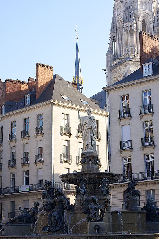 Nantes City Guide - Place Royale