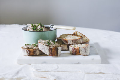 Sardine rillettes recipe