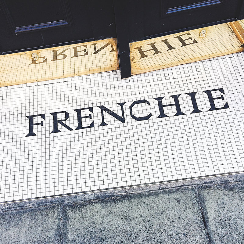 Visiting London: Frenchie Covent Garden
