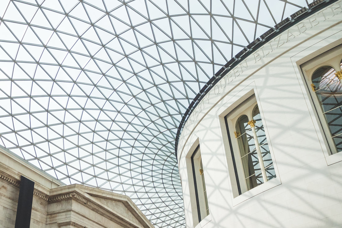Visiting London: British Museum