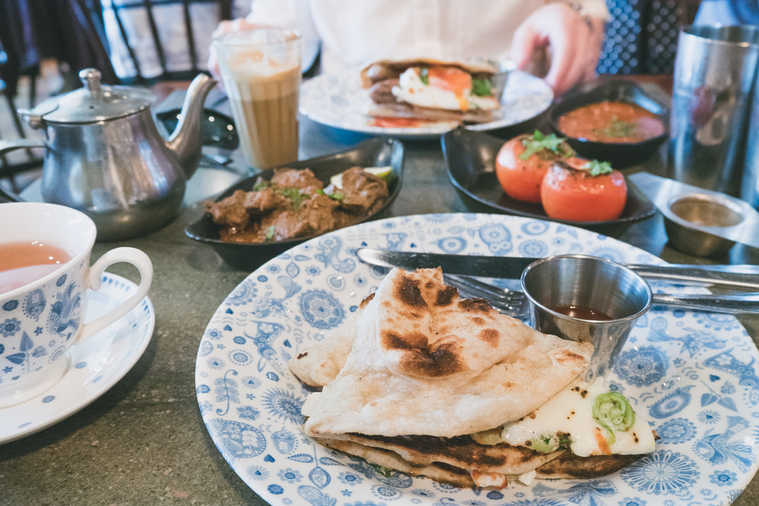Visiting London: Dishoom