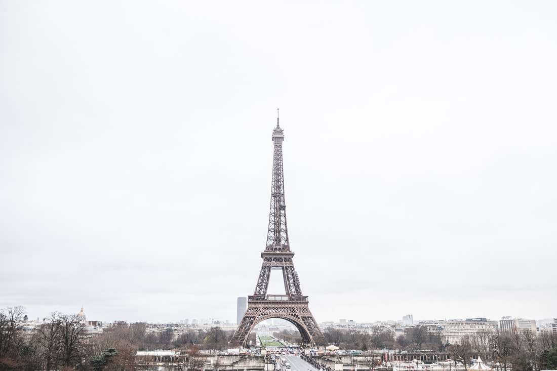 Visiting France: Tour Eiffel in Paris