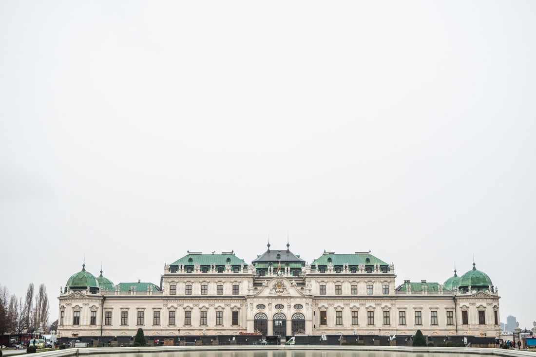 Visiting Austria: a Mini Winter Holiday in Vienna