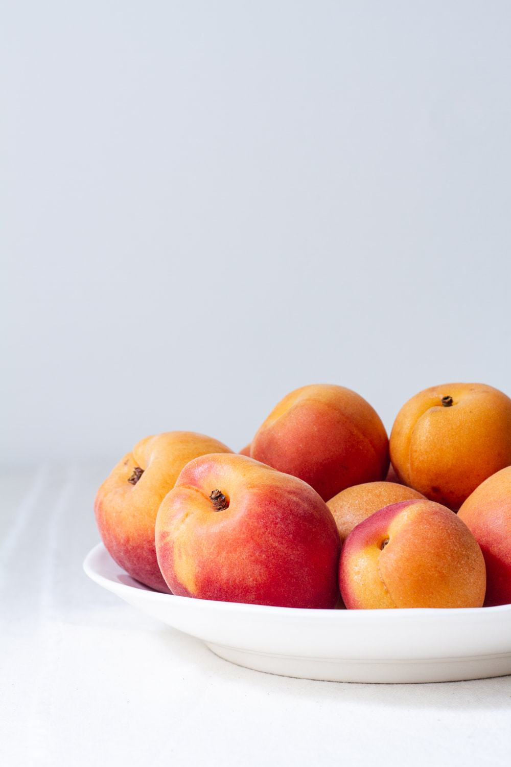 Poached Apricots and Tonka Recipe