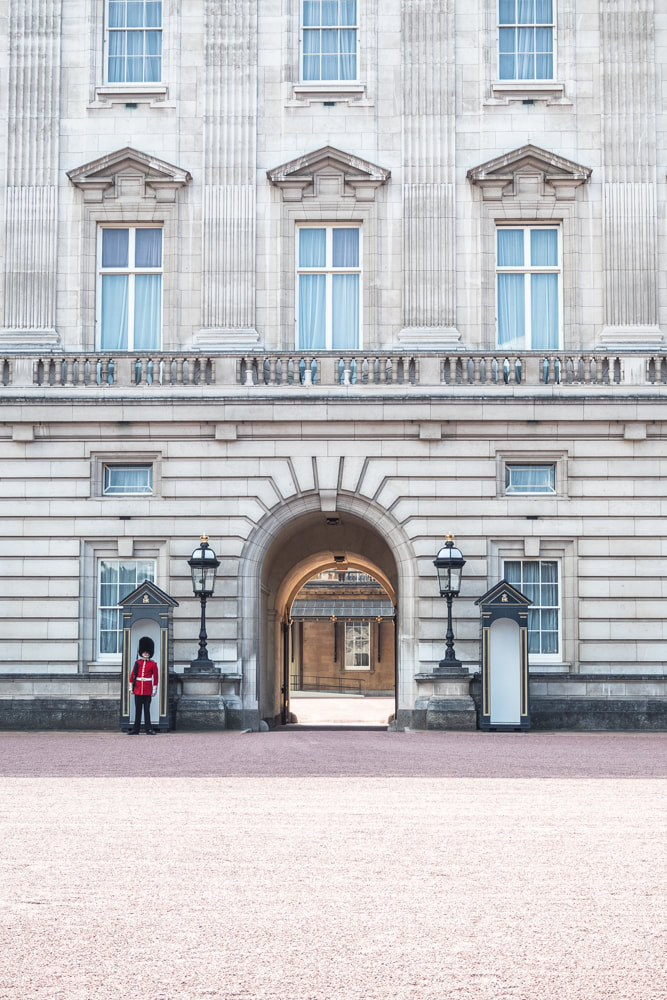 London City Guide - Buckingham Palace