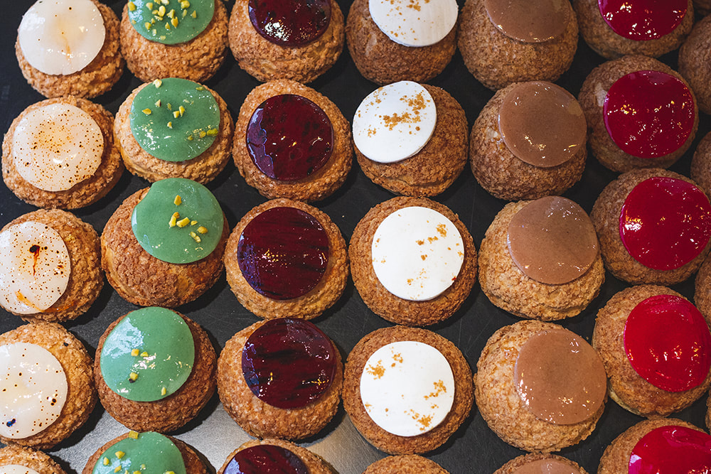 Nantes City Guide - Choux from Emma Patisserie