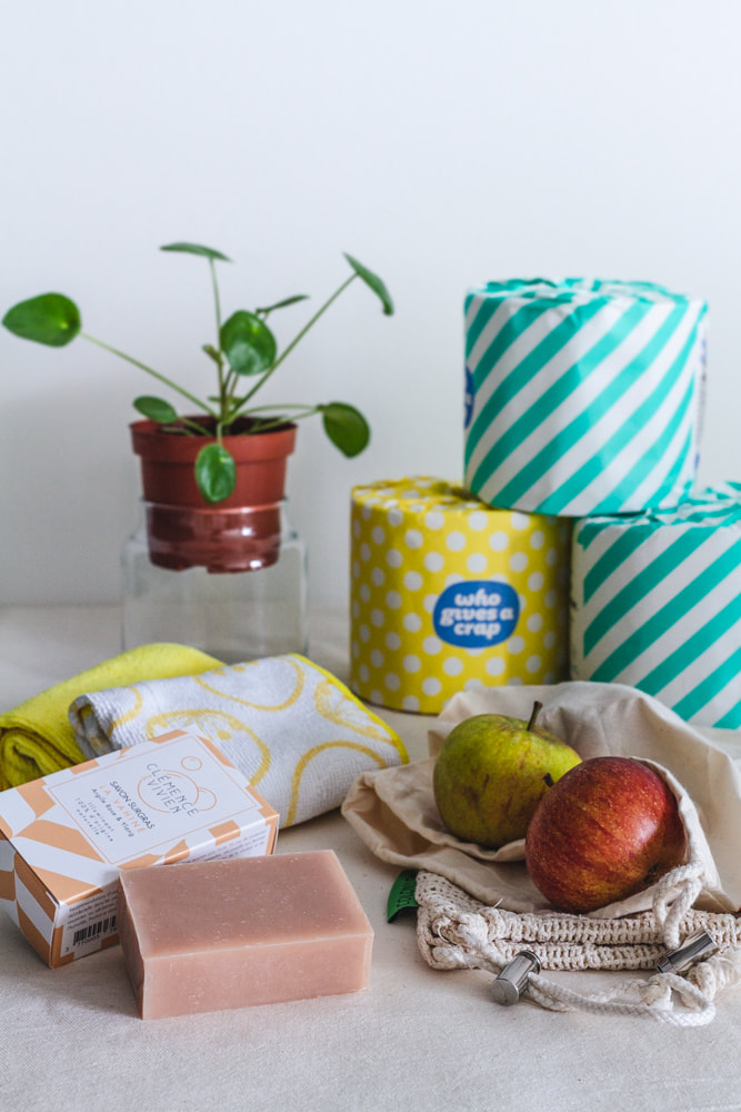 Sustainable Living - Zero Waste Products For The Home
