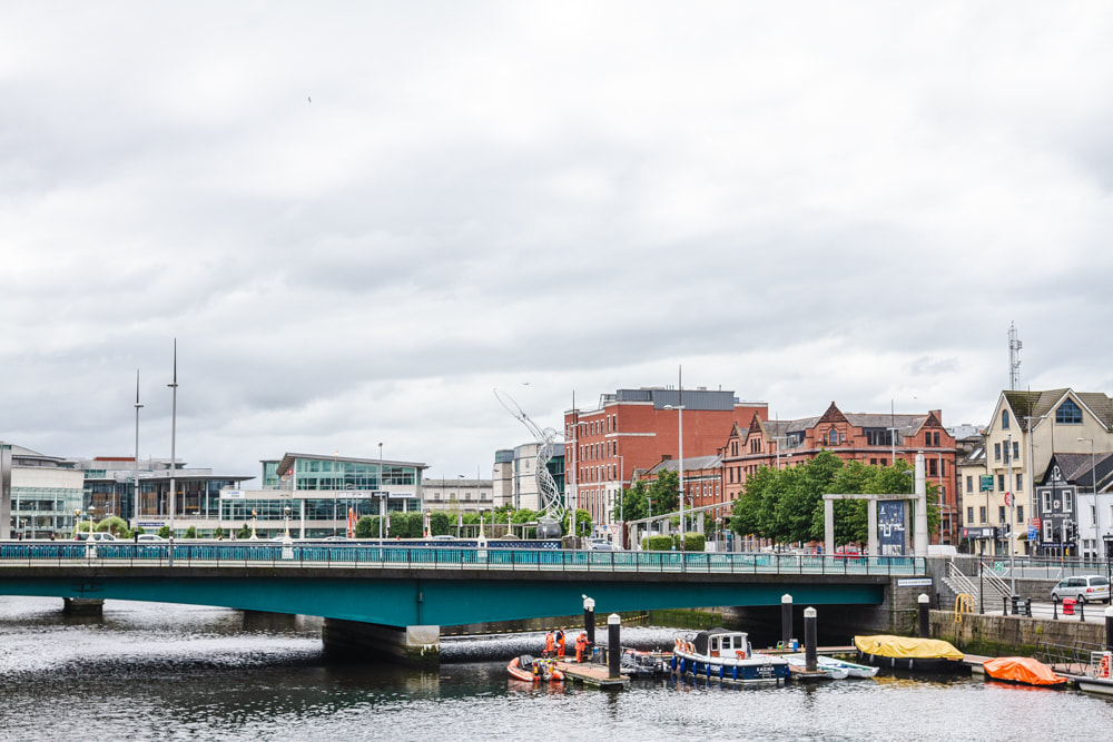 Belfast City Guide - River Lagan Waterfront