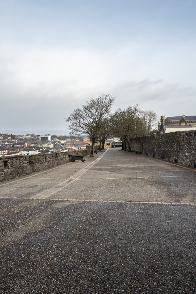 Derry City Guide - Walled City
