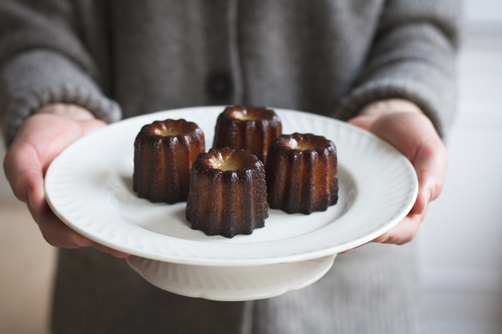 Canelés by Yvonne & Guite in London